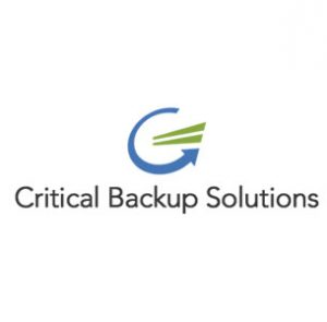 Critical Data Backup & Protection Services